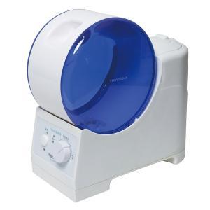 《消臭・除菌・ノンオゾンクリーンな生活空間に変えるテクノイオン搭載》TEKNOS 超音波加湿器ELI...