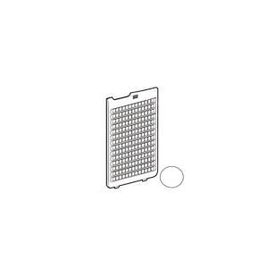 シャープ 加湿空気清浄機用後ろパネル2801580681(ホ...