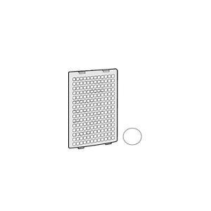 シャープ 加湿空気清浄機用後ろパネル2801580538(ホ...