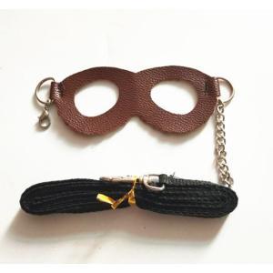 こちらは、小動物用のハーネスとリードのセットです。  ハーネスが眼鏡の形状をしていて、装着が簡単^^...