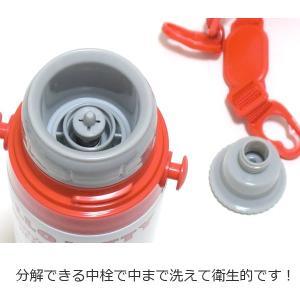 ステンレスボトル 保温保冷水筒 570ml コップ式 スヌーピー/カーズ/トイストーリー|rinasora|12
