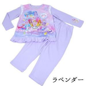 スタートゥインクルプリキュア 子供パジャマ 光る 長袖 100cm 110cm 120cm 130cm プリキュア パジャマ|rinasora|04