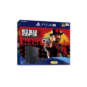 PlayStation 4 Pro レッド・デッド・リデンプション2 パック