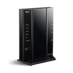 NEC製 無線LANルーター PA-WG2600HP3