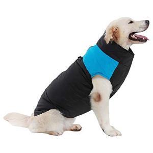 ハローヴィー(HALOViE)犬服 冬 ペット服 犬洋服 ペット冬服 アウター ダウン ベスト コート 防水 防風 防寒 保温 雪対策 小中大型犬対応|rinco-shop