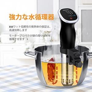 【真空調理方法】: 真空調理方法は、他の調理方法では不可能なレストラン品質の結果をもたらします。食べ...