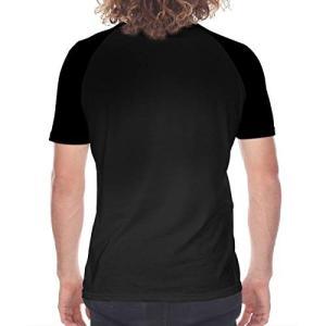スーパー マシュメロ Marshmello スマイル フェイス Tシャツ メンズ 半袖 軽量 吸汗速乾 シンプル スポーツ 無地 薄手 軽い 柔らかい|rinco-shop