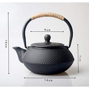 【鉄瓶対応】ガス、電気コンロ、炭火、IH調理器対応できます。 【本格的な鉄瓶 が登場】硬質なのに優し...