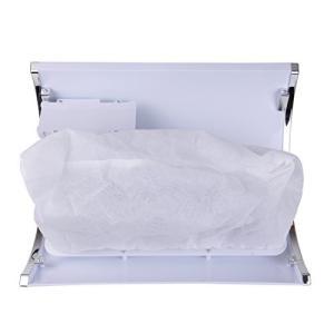 Biutee メタリックホワイト ネイルダスト 集塵機 ダストクリーナー ジェルネイル ネイル機器|rinco-shop