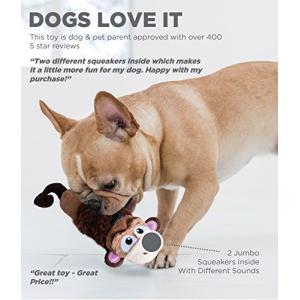 ペットステージ (Petstages) リトルスクイーク モンキー 犬用おもちゃ|rinco-shop