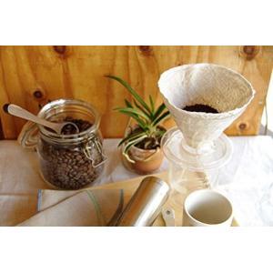 洗って繰り返し使えるコーヒーフィルター1〜4杯用3枚入り 日本製 (ホワイト)