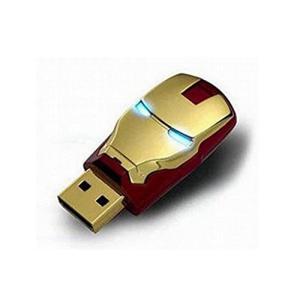 Bravebird USB フラッシュメモリ ケース セット 8GB アイアンマン3 アイアンマン ...