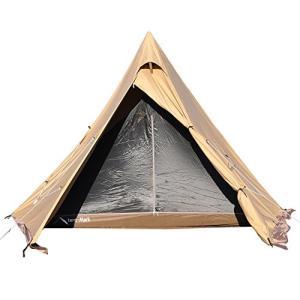 サーカスTC専用オプション。TC、コットンどちらのモデルにも使用できます。 テント内に道具や靴のおけ...