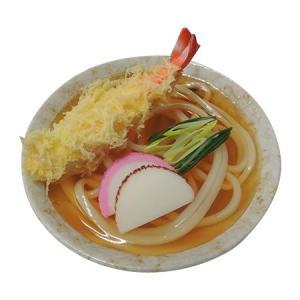 日本職人が作る  食品サンプル 天ぷらうどん IP-427|rindr
