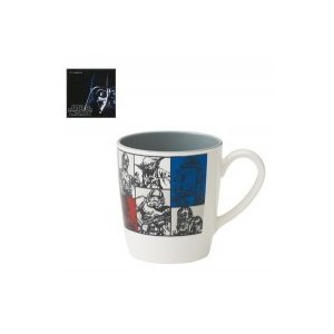 pos.266201 スターウォーズ(STAR WARS) MMG2 メラミンマグカップ
