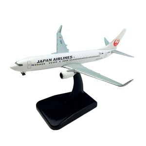 JAL/日本航空 JAL 737-800 1/500スケール ダイキャストモデル BJE3024