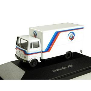 Schuco/シュコー メルセデス・ベンツ LP608 ボックスバン BMW モータースポーツ ホワイト 1/87スケール 452237300 rindr