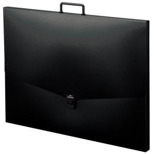 セキセイ アルタートケース A2 ブラック ART-900-60|rindr