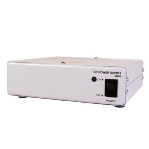 防犯カメラ周辺機器 監視カメラ 電源装置 給電 100V DC12Vカメラ集中電源PS-2520 ring-g