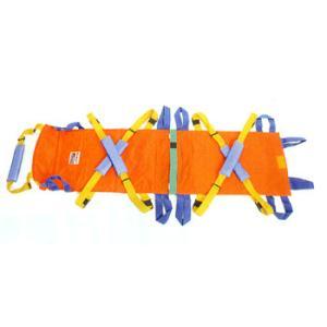 ベルカ 救助担架 DSB-6(別袋付き) 災害 緊急 レスキュー ワンタッチ式ベルト|ring-g