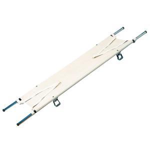 伸縮二ツ折担架 6010 二つ折り 救急 緊急 搬送用具|ring-g