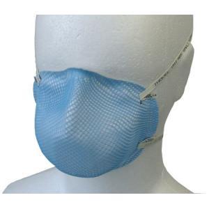 バクテリア透過防止率99.9%以上を有する空気感染防止マスクのSサイズです。ヘルスケア用マスクとして...