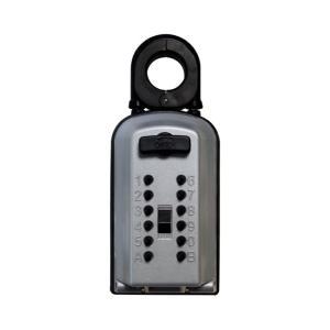 キーボックス カギ番人 PC10 南京錠型プッシュ式 プラス plus 鍵 保管庫 ケイデン|ring-g