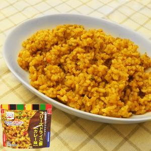 非常食 ご飯 7年保存 おいしい お菓子 保存食 防災グッズ  永谷園フリーズドライご飯 カレー味|ring-g