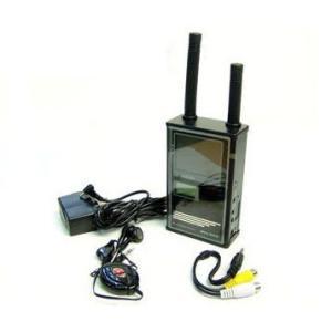 盗聴・盗撮発見器 盗撮カメラ発見機 ワイヤレスカメラハンター 無線 ワイヤレススキャニングレシーバーWCS-99XII ring-g