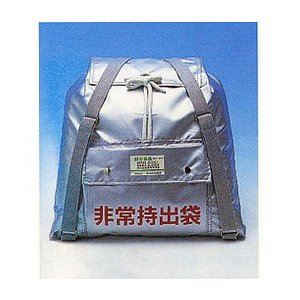 避難・生活用品 非常持ち出し袋 日本防炎協会認定品 非常持出袋(B) ring-g