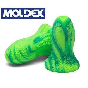 モルデックスのメテオシリーズの耳せんは、人間工学的センスに基づいたユニークな形状をしており、上記画像...