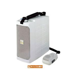 保安用通信機器 拡声器 TOA 安全用品 安全グッズ ショルダー型コンパクトメガホン ER-604W|ring-g