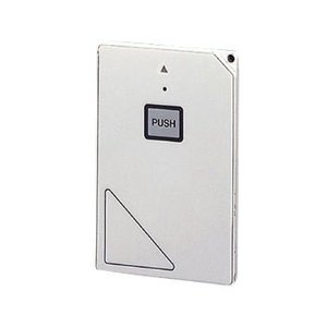保安用通信機器 無線 ワイヤレスシステム 安全用品 安全グッズ TAKEX カード式送信機 TX-101A ring-g