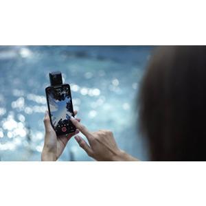 4K 360 動画、20MP 360 画像、あなたのiPhoneをあっという間に360°カメラに N...