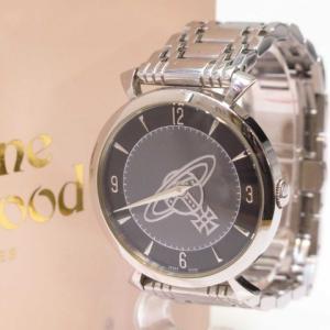 bc0a124fb7b2 送料無料 ヴィヴィアンウエストウッド 腕時計 クオーツ (VW7043 コマ有り) VivienneWestwood 【中古】
