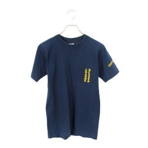 クロムハーツ Chrome Hearts CH T-SHRT/2 バックロゴプリントTシャツ S ネ...