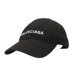 バレンシアガ BALENCIAGA 17SS ARCHETYPE ロゴベースボールキャップ【OS06...