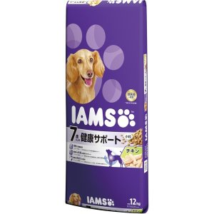P&G アイムス シニア用 7歳以上 チキン 12kg〔ペット用品/犬用・フード〕