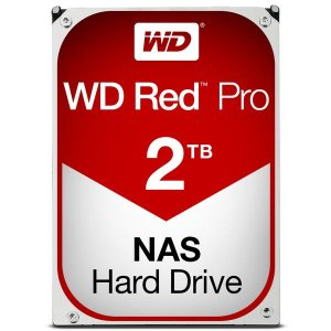 WESTERN DIGITAL WD Red Proシリーズ 3.5インチ内蔵HDD 2TB SAT...