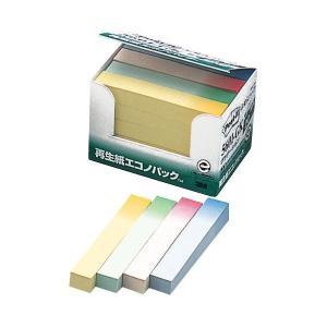 5601-GK  【商品名】 (まとめ) 3M ポスト・イット エコノパックふせんハーフ 再生紙 7...