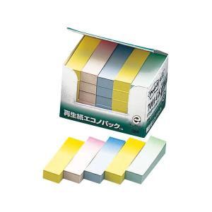 7001-GK  【商品名】 (まとめ) 3M ポスト・イット エコノパック見出し 再生紙 50×1...