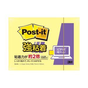【商品名】 (まとめ)スリーエム ジャパン Post-it強粘着657SS-RPY【×100セット】...