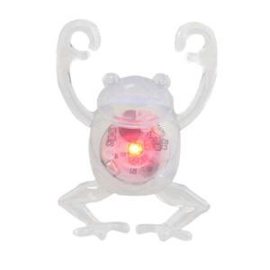 ぶらさカエル 自転車用LEDフロッグ テールライト|rinkydink