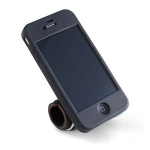 【FAHRER】サイクリング i phone ホルダー Spitzel 4G/4S|rinkydink