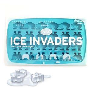 Fred アイストレー スペースインベーダー 製氷器  rinkydink