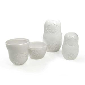 Fred マトリョーシカ 計量カップ M-CUPS rinkydink