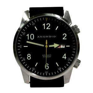アンドロイド  腕時計  オクトパス ANDROID BLACK|rinkydink