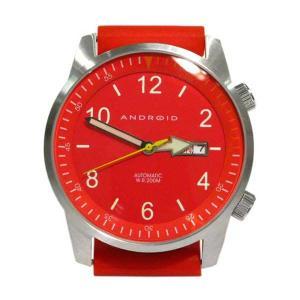 アンドロイド  腕時計  オクトパス ANDROID RED|rinkydink