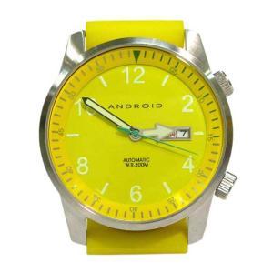 アンドロイド  腕時計  オクトパス ANDROID YELLOW|rinkydink