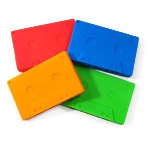 カセットテープ型 携帯灰皿 Mix Tape Mobile Ashtray|rinkydink